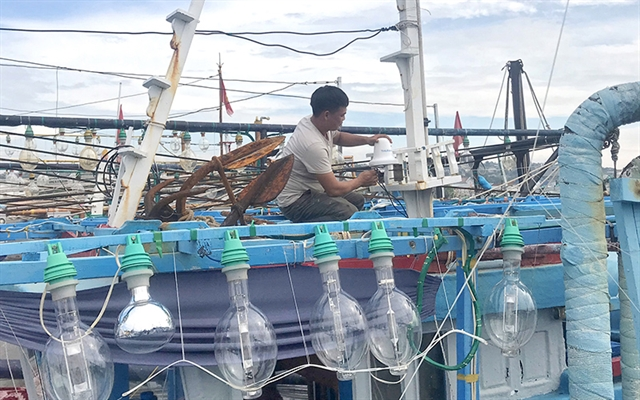 South-central region makes efforts to combat illegal fishing