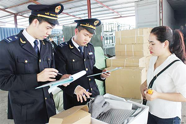 Customs sector bolsters efforts to fight smuggling trade fraud
