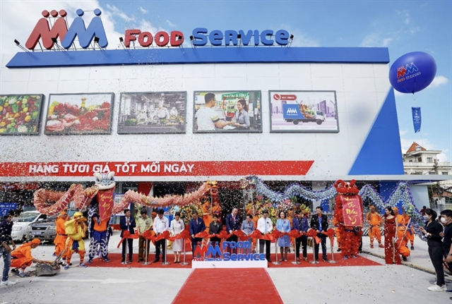MM Mega Market Vietnamopens food wholesale and distributioncentre in ThủĐức