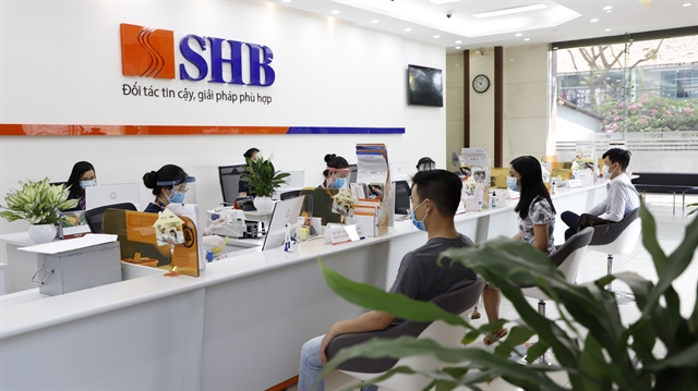 SHB named Bank of the Year 2020 Việt Nam