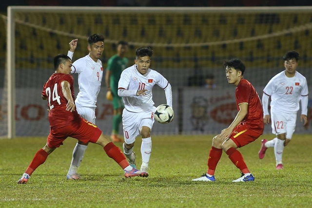 Midfielder Thắng could be the next big thing