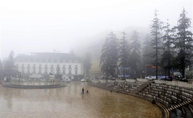 Severe cold spell to hit northern region in New Year holidays