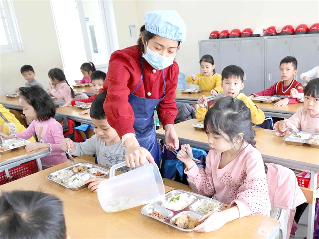 School meal safety a concern for parents