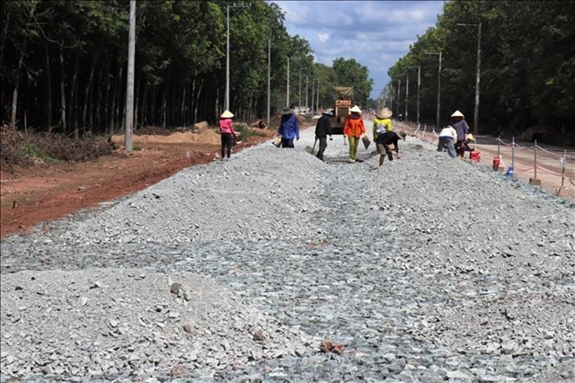 Tây Ninh to build upgrade roads toimprove connectivity in south-east VN