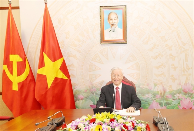 Việt Nam treasures special relations with Cuba: top leader