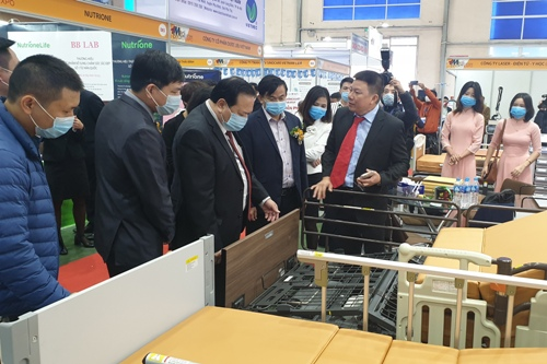 Vietnam Medipharm Expo 2020 opens in capital