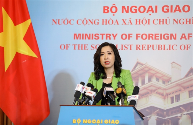 VN condemns China Taiwans illegal acts in the South China Sea: Foreign ministry