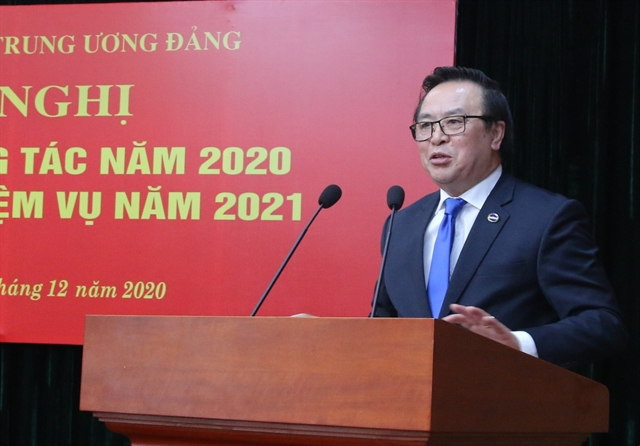 Commission for External Relations posts strong performance in 2020