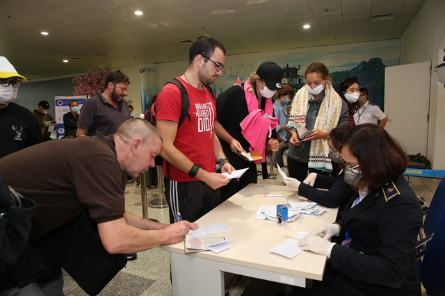 Foreign arrivals to Việt Nam plummet 79 per cent in 2020