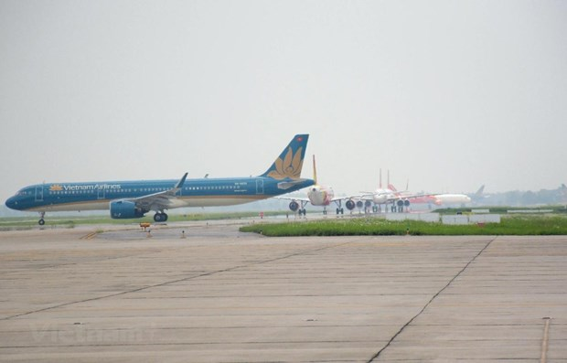 Nội Bài airports upgraded runway ready for operation