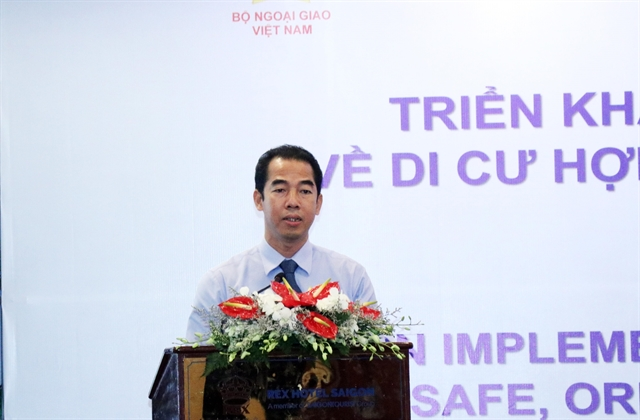 Việt Nam acts to ensure safe migration: senior official