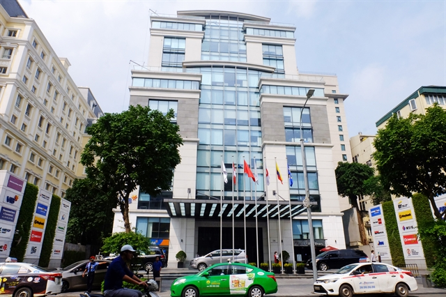 Foreign investors seeopportunities in Hà Nội office buildings