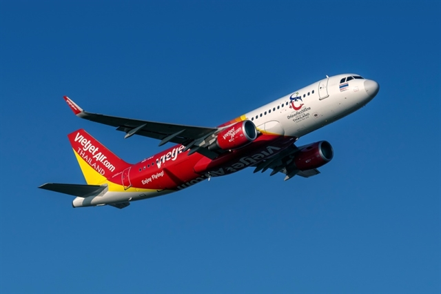 Thai Vietjet wins the 'Fastest Growing Low-Cost Carrier of the Year award