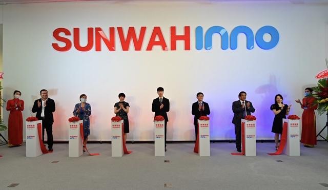 Sunwah Innovation Centre opens in HCM City