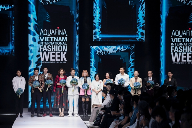 VN designers collections wow guests at Intl Fashion Week
