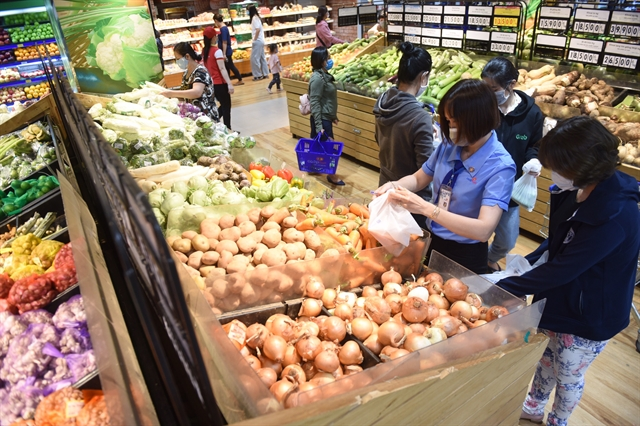 Saigon Co.op prepares large volume of goods for Tết