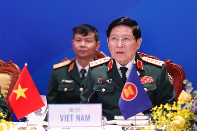 ASEAN defence ministers gather at 14th meeting