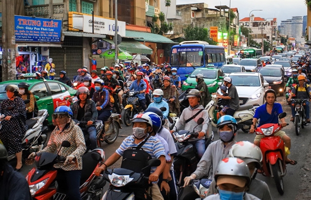 HCM City to check motorcycleemissions