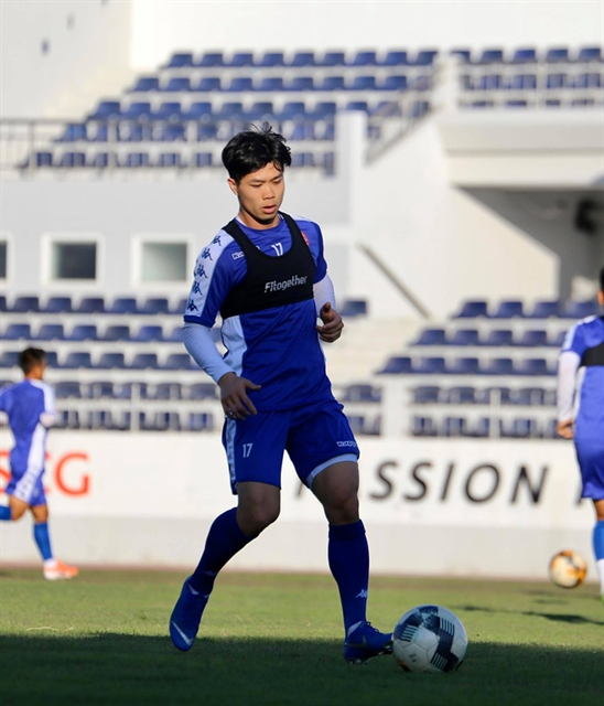 HCM City Quảng Ninh to begin AFC Cup tournament away from home
