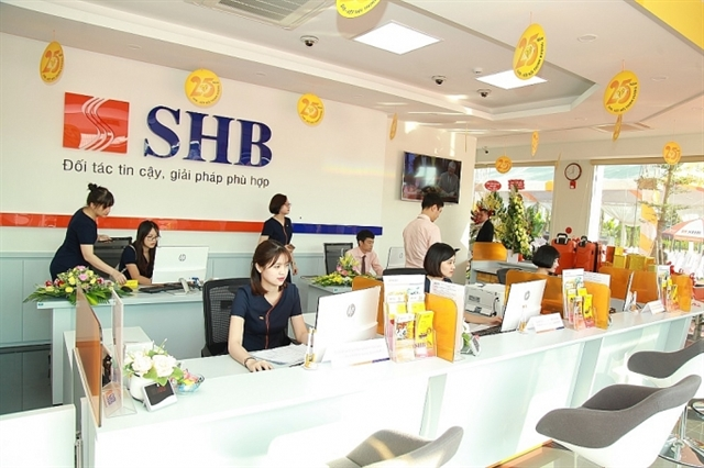 Investors lose interest in SHB shares for non cash dividend policy high NPLs