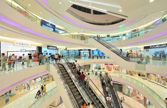 Large retail formats to dominate citys retail market