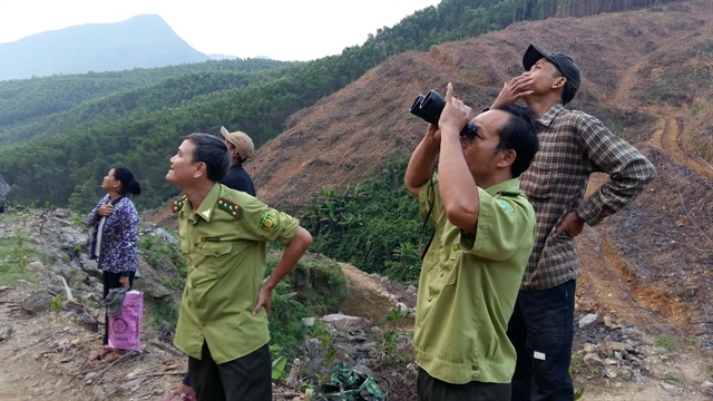 WWF-Việt Nam GreenViet work to protect endangered primates