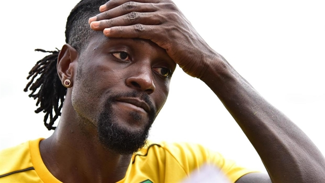 Paraguays Olimpia announce signing of Adebayor