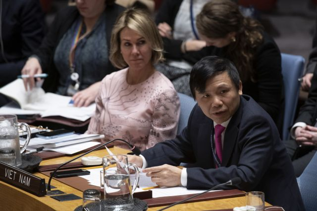 UNSC: Việt Nam affirms support for Palestinian peoples struggle for their inalienable rights