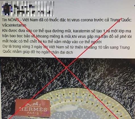 Facebook user fined for spreading fake news on coronavirus