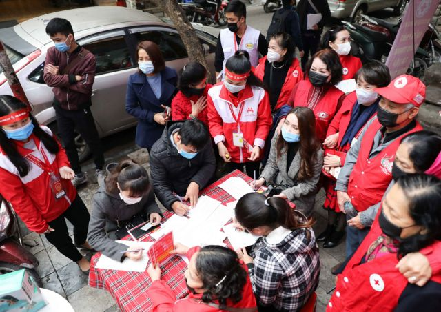 Red Spring blood donation festival begins in Hà Nội
