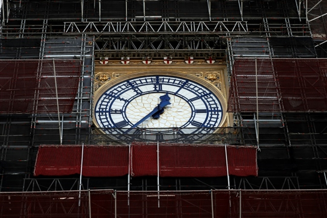 Growing bill to fix Britains Big Ben