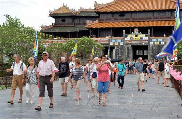 VN is worlds seventh fastest growing travel destination