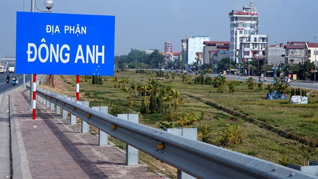 Messy construction rampant in Hà Nộis suburban districts