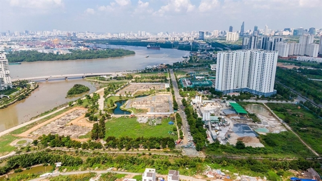 Property industry business group calls on HCM City to ease developers pain