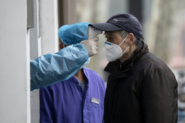 China virus death toll nears 1500 but new cases fall
