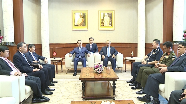 Việt Nam Brunei boost co-operation in combating crimes
