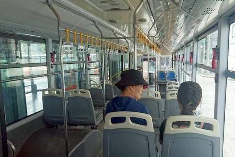 Coronavirus hurts transport companies amid fears of public gatherings