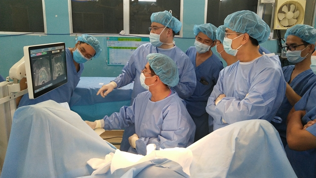 HCM City hospital first in VN to use advanced biopsy technique to diagnose prostate cancer