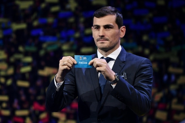 Casillas to run for president of Spanish Football Federation