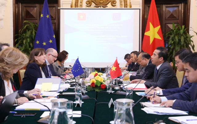 Việt Nam EU step up cooperation