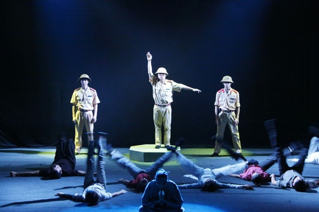 Theatrical festival honouring Vietnamese police to be held in Hà Nội