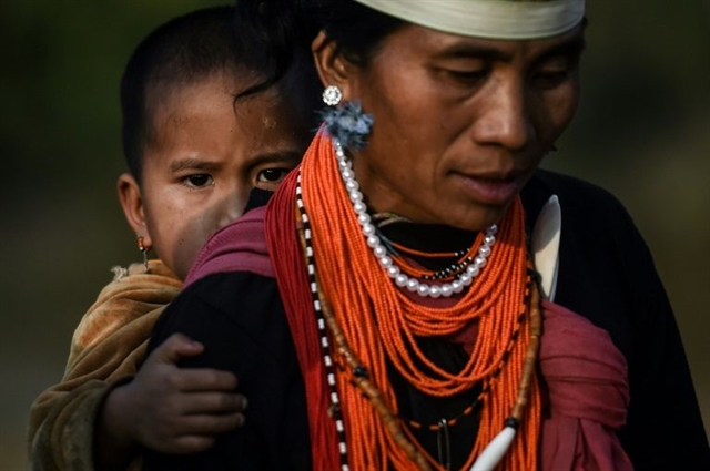 Myanmars most isolated pray for harvest