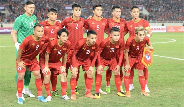 Việt Nam Iraq friendly match cancelled because of coronavirus