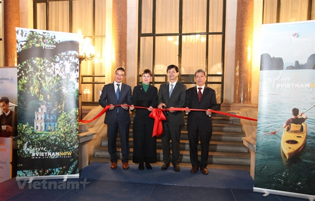 Việt Nams first overseas tourism office launched in London