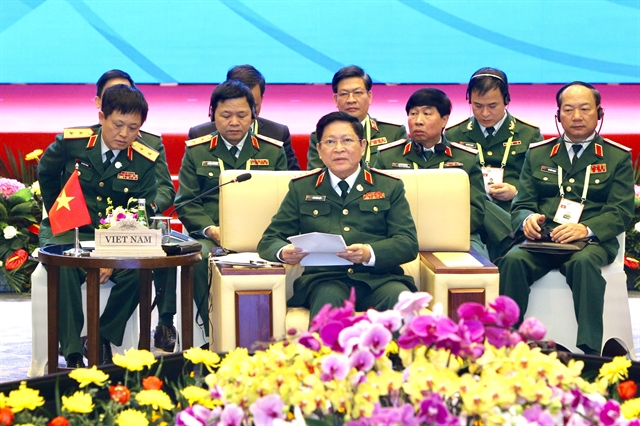 ASEAN Defence Ministers Meeting Retreat opens adopts declaration on fighting COVID-19