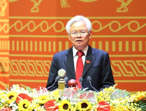 President Hồ Chí Minhs ideology setsdirection of the Party