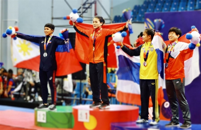 Wrestlers targets Olympic spots