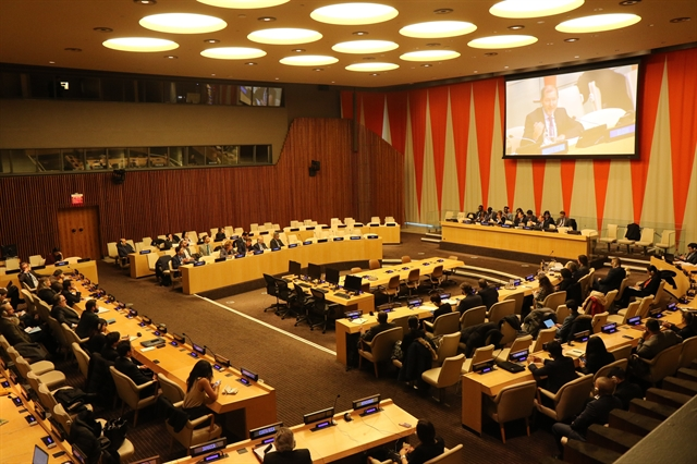 Việt Nam successfully fulfils role as President of UNSC in January