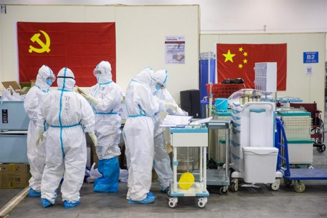 Chinas Hubei province reports 108 more virus deaths: official