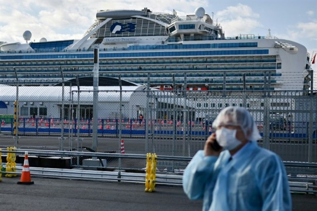 Two former Japan cruise ship passengers die: media